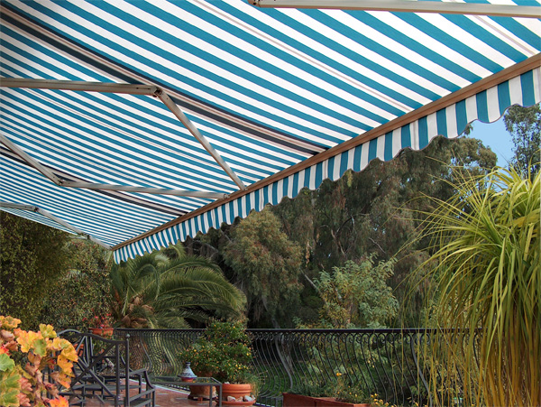 tenda-doppia-barra-blu