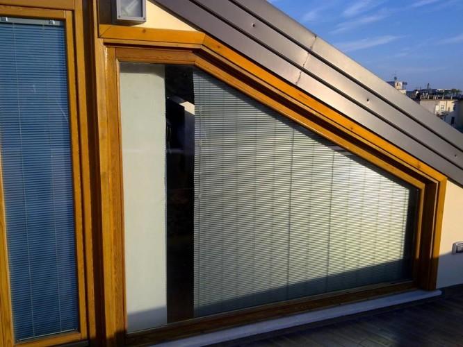 Venezianina da 15mm inclinata arredo tendaggi - Veneziana finestra ...