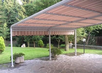tenda da sole da giardino