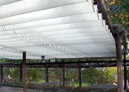 tenda ondulina da esterno