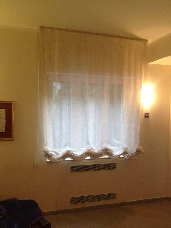 Tende per interno arredo tendaggi - Tendaggi per finestre ...