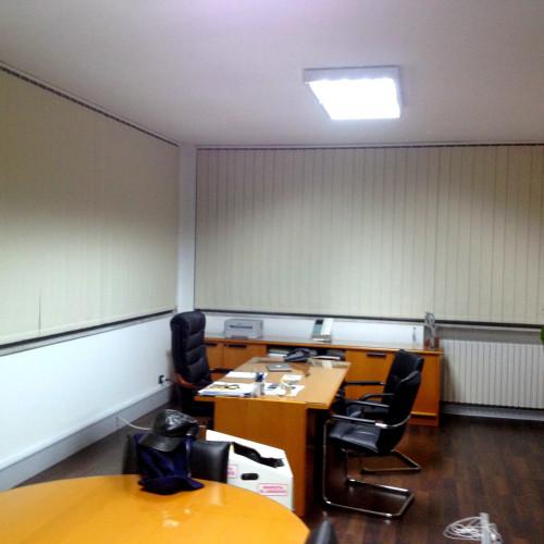Tende verticali da ufficio arredo tendaggi for Tende da arredo