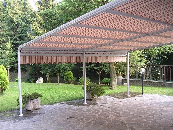 Tende Da Sole Per Giardino.Tenda Da Sole Mod A Giardino Arredo Tendaggi